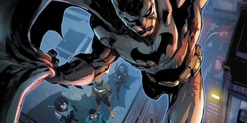 Review VO - Batman & the Outsiders #1 1