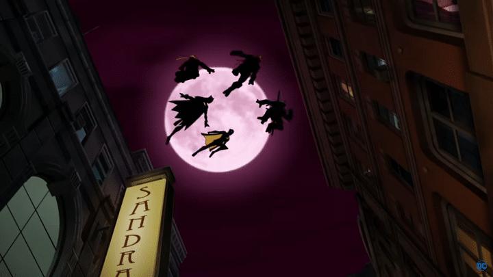 Review TV - Batman vs Teenage Mutant Ninja Turtles 3