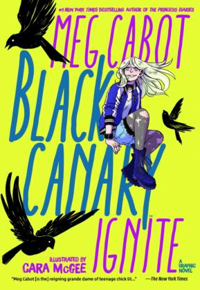 août 2019 black canary ignite