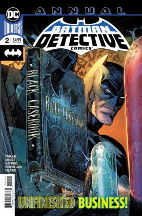 Preview VO - Detective Comics Annual #2 1