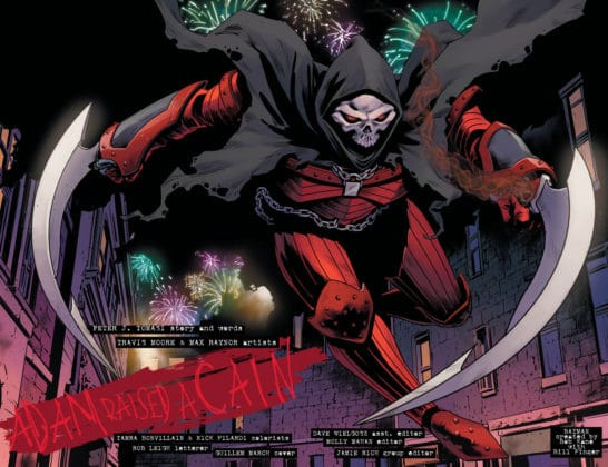 Preview VO - Detective Comics Annual #2 3