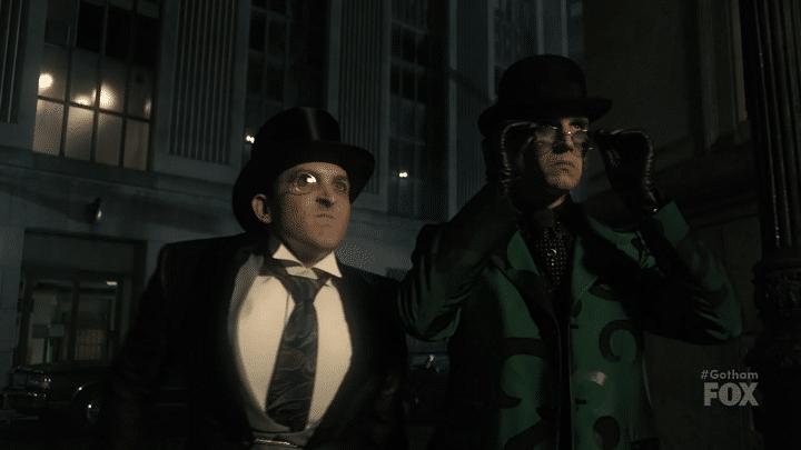 Review TV - Gotham S05E12 - Dernier épisode de la série 3