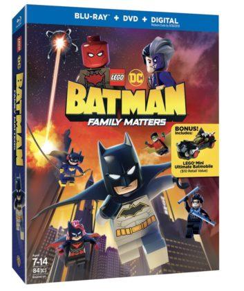 Lego Batman : Family Matters s'annonce avec un trailer 1