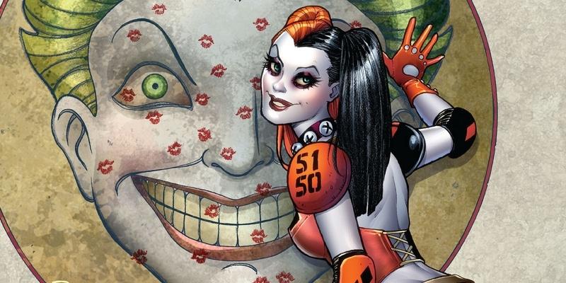 Off My Mind #82 - Harley Quinn par Jimmy Palmiotti et Amanda Conner 2