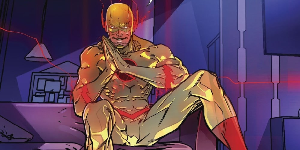 Flash Rebirth Tome 4 image1