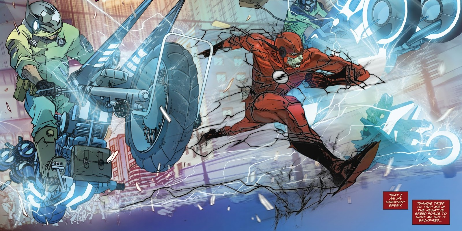 Flash Rebirth Tome 4 image2