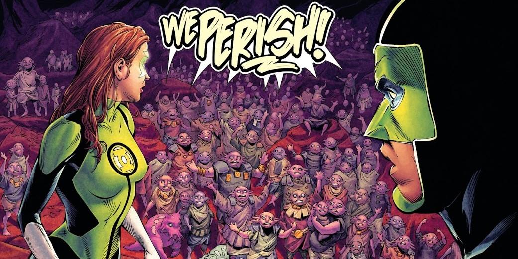 Justice League Récit complet #13 image1
