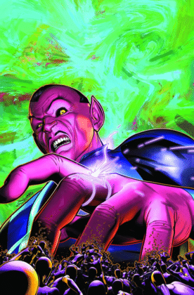 Sinestro et Black Mask auront droit à leur one-shot pour Year of the Villain 2