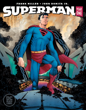 Superman Year One couverture