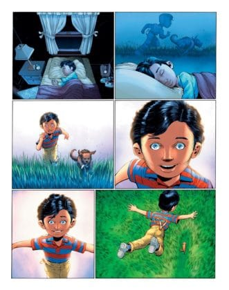 Preview VO - Superman : Year One #1 10