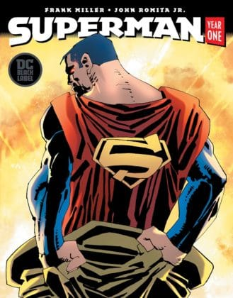 Superman Year One variant