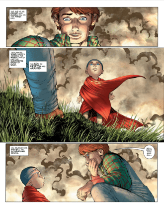 Preview VO - Superman : Year One #1 3