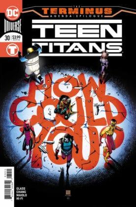 Teen Titans Lobo 1
