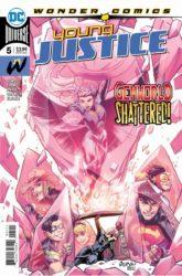 HIGHLIGHTS DE LA SEMAINE #49 (Rebirth, Wonder Comics) 1