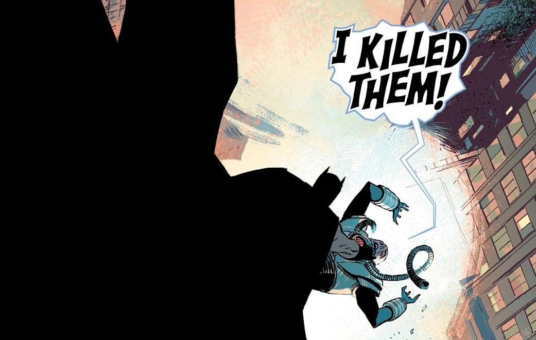 Review VF - Batman Rebirth Tome 8 : Noces Noires 3