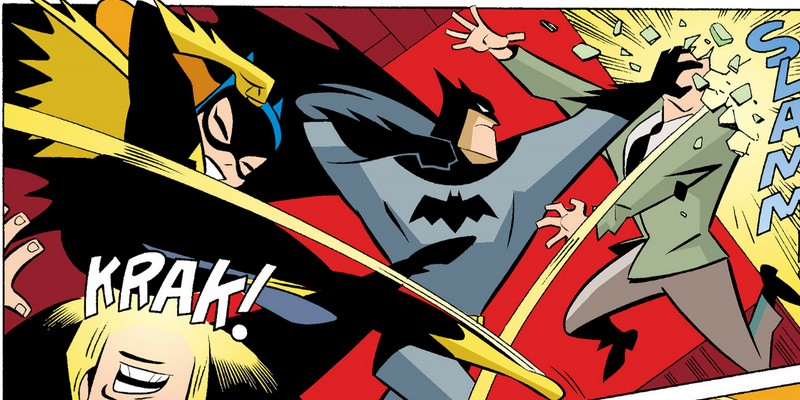 Review VF - Batman Gotham Aventures Volume 1 2