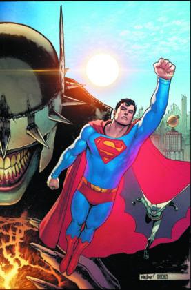 Batman/Superman cover B