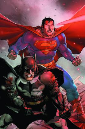 Batman/Superman infecté