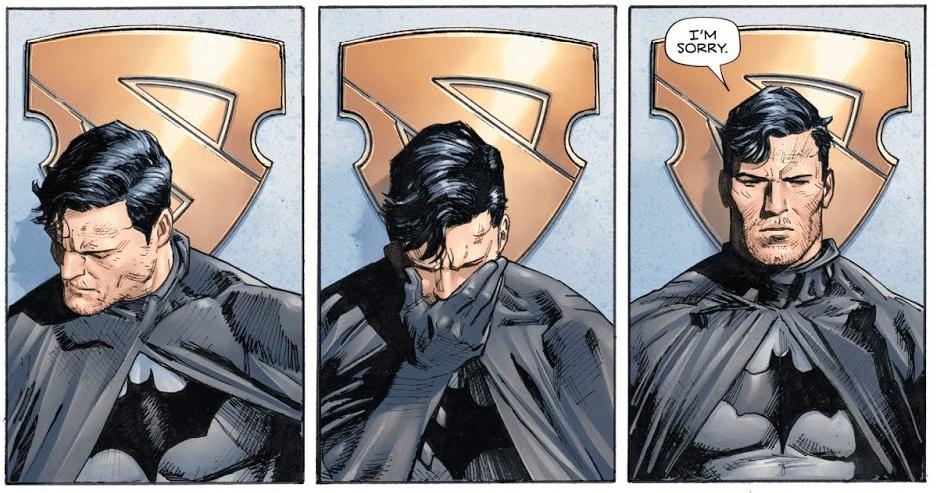 Batman confessionnal