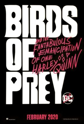 Birds of Prey Harley Quinn Poster
