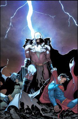 Batman/Superman Shazam infecté
