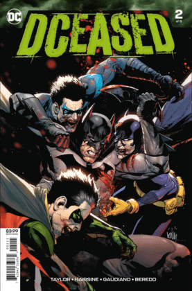 Preview VO - DCeased #2 1