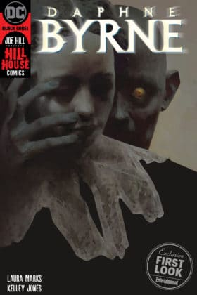 Joe Hill lance une ligne de comics d'horreur chez DC 3