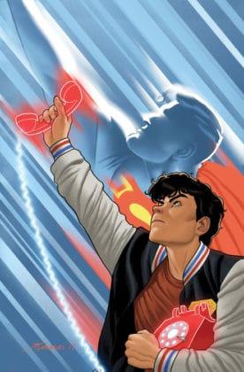Wonder Twins ainsi que Dial H for Hero rallongés à 12 numéros 2