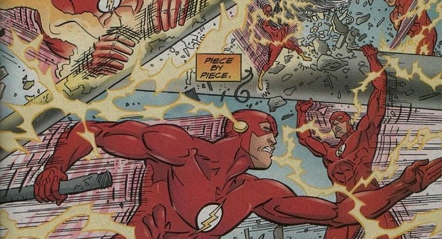 Review VF - Geoff Johns Présente Flash tome 3 1