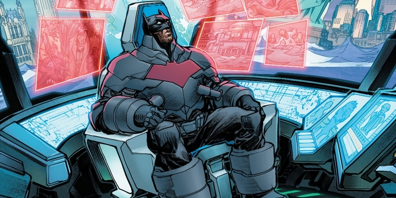 Review VF - Justice League : New Justice Tome 2 : Terre Noyée 1