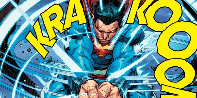 Review VF - Justice League : New Justice Tome 2 : Terre Noyée 2