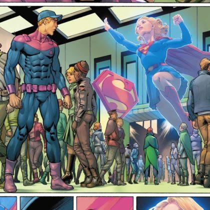 Bendis ramène la Legion of Super-Heroes en septembre dans Millenium 1