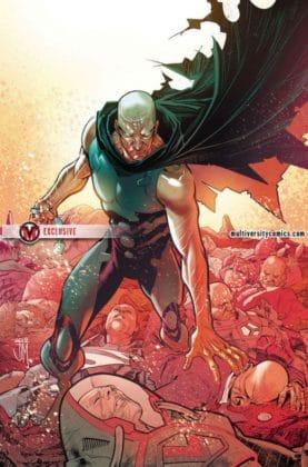 Year of the Villain : Luthor et le Riddler auront droit à leur one-shot 2