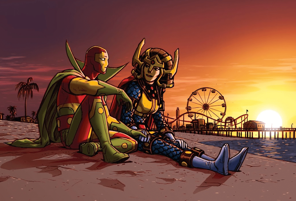 Review VF - Mister Miracle 1