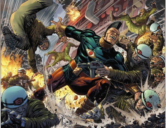 Bendis ramène la Legion of Super-Heroes en septembre dans Millenium 3