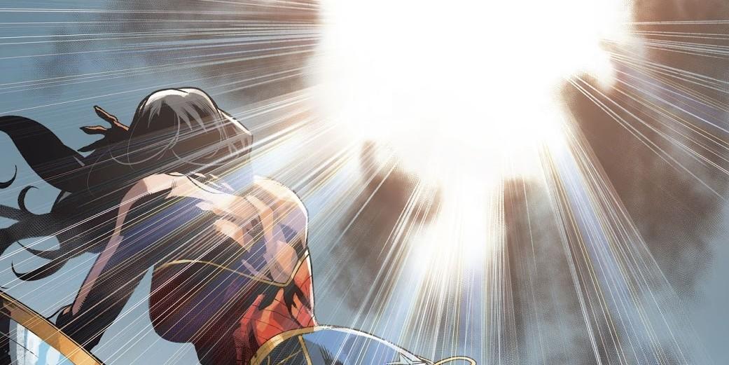 Wonder Woman tome 7 rebirth