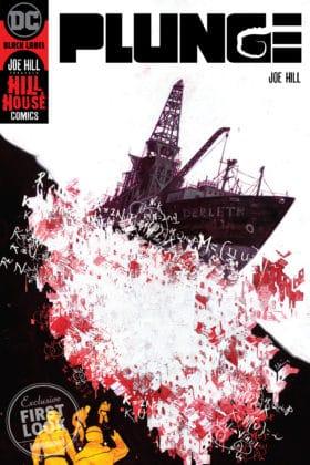 Joe Hill lance une ligne de comics d'horreur chez DC 4
