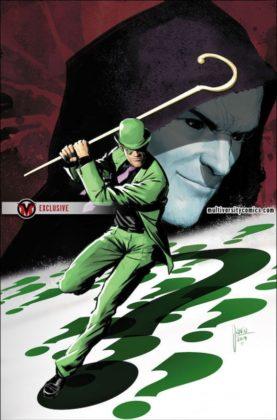 Year of the Villain : Luthor et le Riddler auront droit à leur one-shot 1