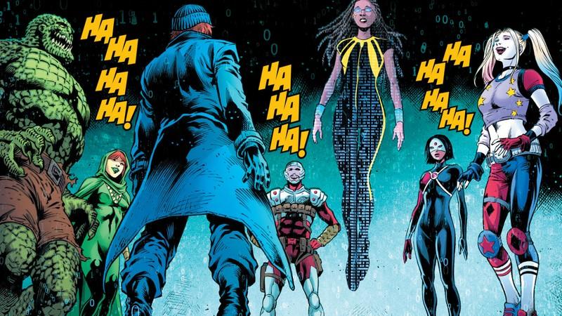 Review VF - Suicide Squad Rebirth Tome 6 : L'histoire secrète de la force spéciale X 2
