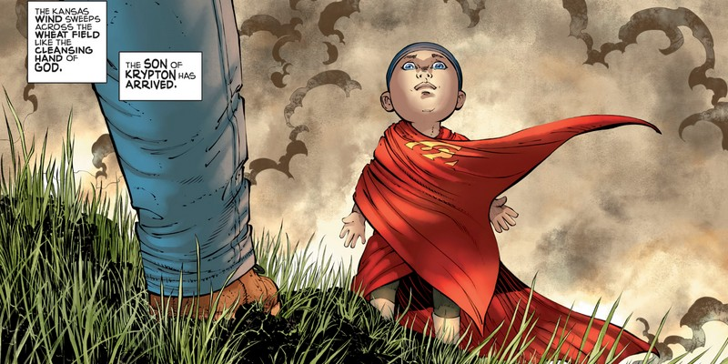 Review VO - Superman : Year One #1 2