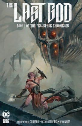 DC annonce The Last God, récit de dark fantasy pour le Black Label 1