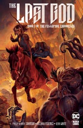 DC annonce The Last God, récit de dark fantasy pour le Black Label 2