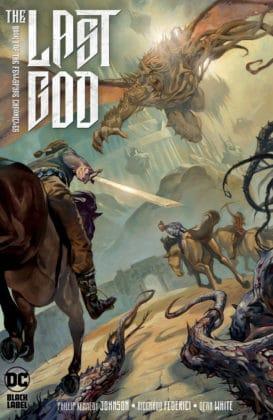 DC annonce The Last God, récit de dark fantasy pour le Black Label 3
