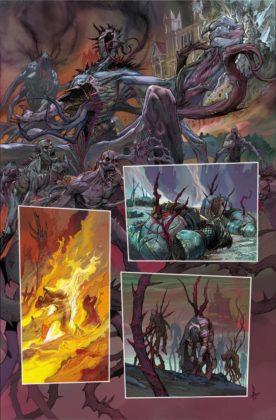 DC annonce The Last God, récit de dark fantasy pour le Black Label 5