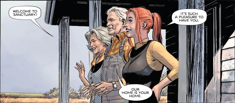 Review VO - Heroes in Crisis : une série en demi-teinte 1