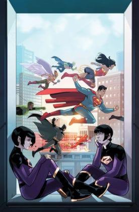 Wonder Twins ainsi que Dial H for Hero rallongés à 12 numéros 1