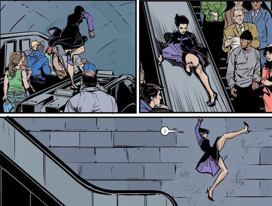 Review VF - Selina Kyle : Catwoman Tome 1 : Pâles Copies 1