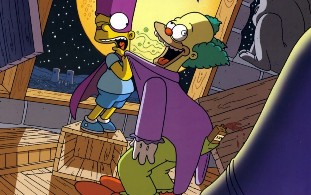 Off My Mind #92 : Bartman, justicier de Springfield 2