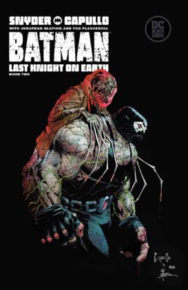 Preview VO - Batman : Last Knight on Earth #2 1