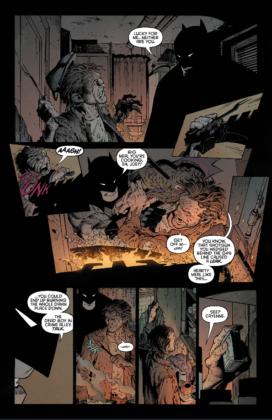 Preview VO - Batman : Last Knight on Earth #2 3